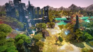 Скриншот Might and Magic: Heroes 7