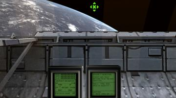 Скриншот Astronaut Simulator