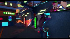 миниатюра скриншота Hover: Revolt Of Gamers