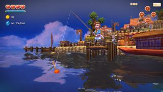 Скриншоты  игры Oceanhorn: Monster of Uncharted Seas