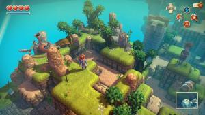 миниатюра скриншота Oceanhorn: Monster of Uncharted Seas