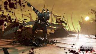 Скриншоты  игры Shadow of the Beast