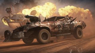 Скриншот Mad Max