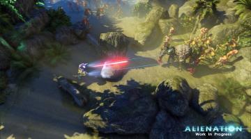 Скриншот Alienation
