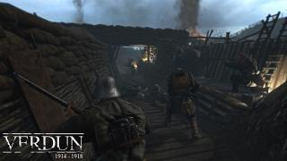 Скриншот Verdun