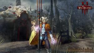 миниатюра скриншота Incredible Adventures of Van Helsing 3, the