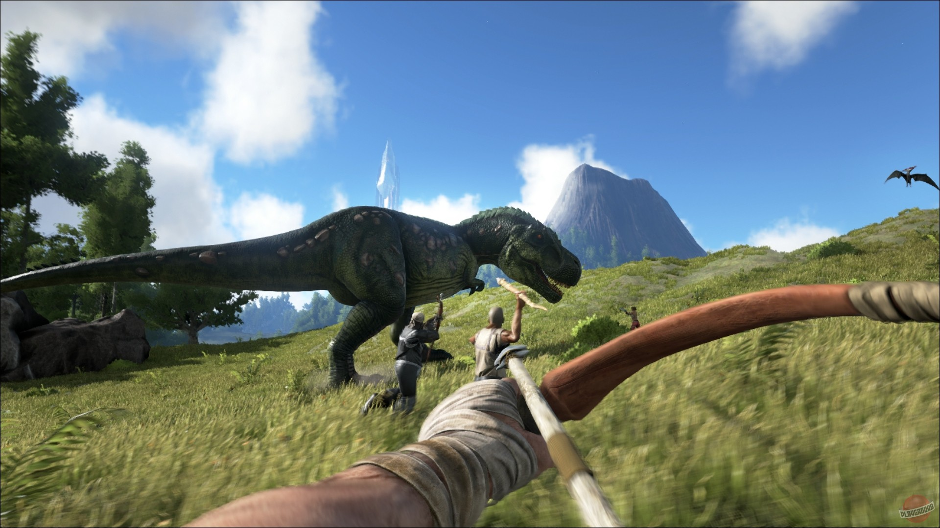 ark survival evolved все об игре