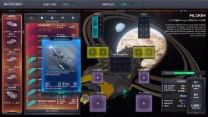 миниатюра скриншота Starfall Tactics