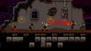 Скриншоты  игры Volgarr the Viking