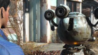 Скриншот Fallout 4