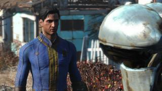 Скриншоты  игры Fallout 4