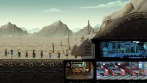 миниатюра скриншота Fallout Shelter