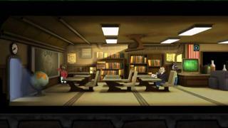 Скриншоты  игры Fallout Shelter