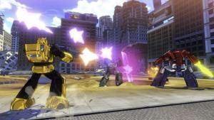 миниатюра скриншота Transformers: Devastation