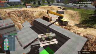 Скриншот Construction Machines Simulator 2016