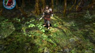 Скриншот Bard's Tale, the (2004)