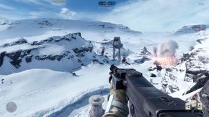 миниатюра скриншота Star Wars: Battlefront - Battle of Jakku