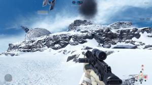 миниатюра скриншота Star Wars: Battlefront - Outer Rim