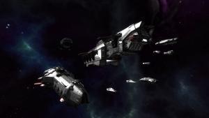 миниатюра скриншота Nomad Fleet