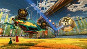 миниатюра скриншота Rocket League: Back to the Future