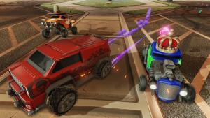 миниатюра скриншота Rocket League: Supersonic Fury