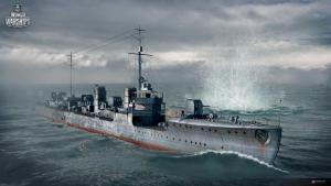 миниатюра скриншота World of Warships