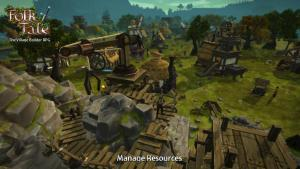 миниатюра скриншота Folk Tale
