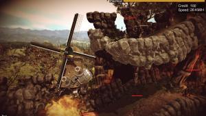 миниатюра скриншота Ironkraft - Road to Hell