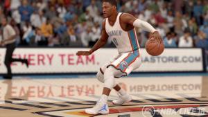 миниатюра скриншота NBA Live 16