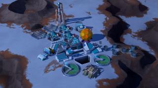 Скриншот Offworld Trading Company