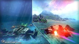 миниатюра скриншота Warshift