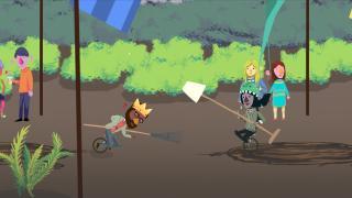 Скриншоты  игры Unfair Jousting Fair