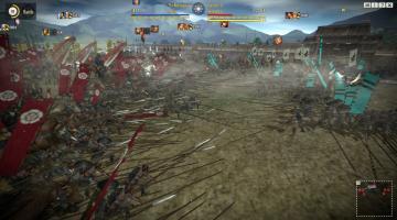 Скриншот NOBUNAGA'S AMBITION: Sphere of Influence