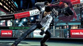 Скриншот King of Fighters 14, the