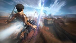 Скриншот Attack on Titan (2016)