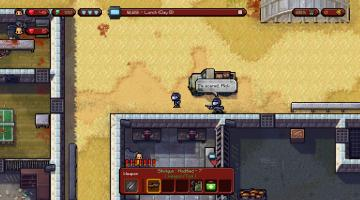 Скриншот Escapists: The Walking Dead, the