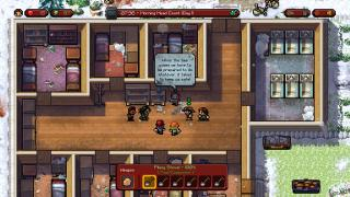 Скриншоты  игры Escapists: The Walking Dead, the