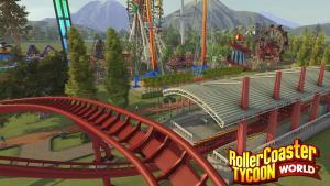 миниатюра скриншота RollerCoaster Tycoon World