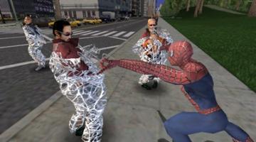 Скриншот Spider-Man 2: The Game