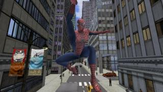 Скриншот Spider-Man 2: The Game