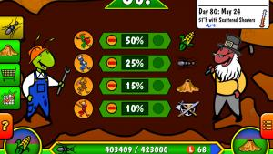 миниатюра скриншота Ant War: Domination