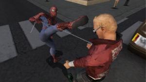 миниатюра скриншота Spider-Man 2: The Game