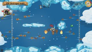 Скриншоты  игры Monkey Pirates