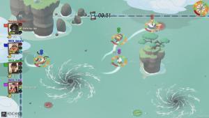 миниатюра скриншота Monkey Pirates