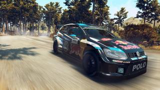Скриншот WRC 5 FIA World Rally Championship