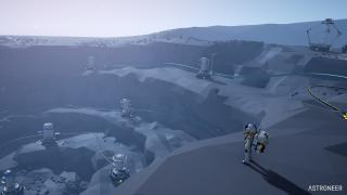 Скриншот ASTRONEER