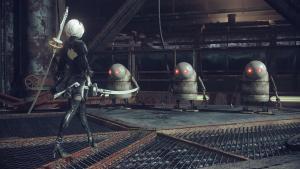 миниатюра скриншота NieR: Automata