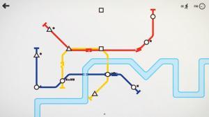 миниатюра скриншота Mini Metro