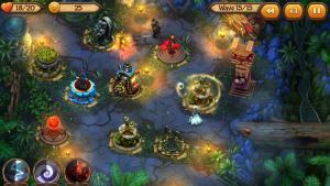 миниатюра скриншота Evil Defenders