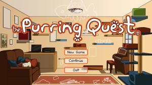 миниатюра скриншота Purring Quest, the